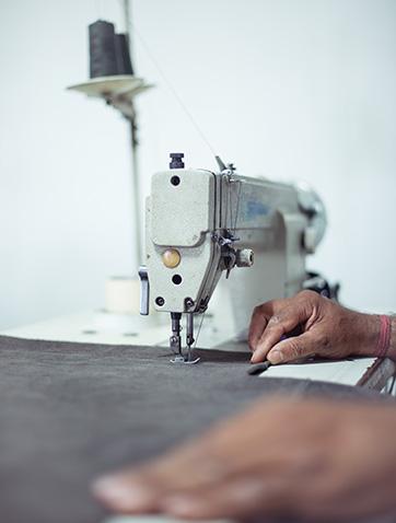 Semi-Automated Production Process